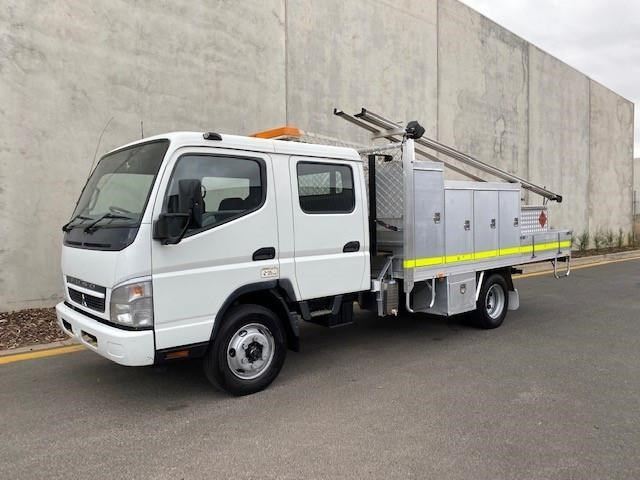 2008 FUSO CANTER