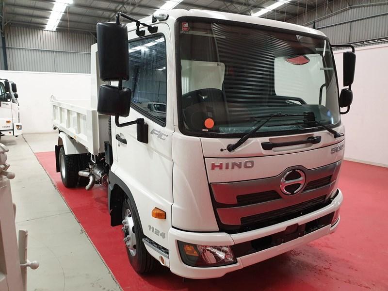 2020 HINO 500 SERIES - FC 1124