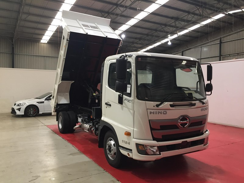 2019 HINO OTHER