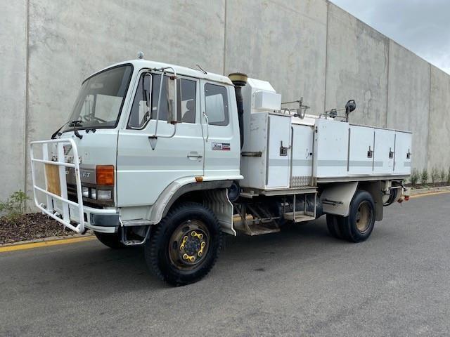 1991 HINO FT16 KESTRAL/RANGER