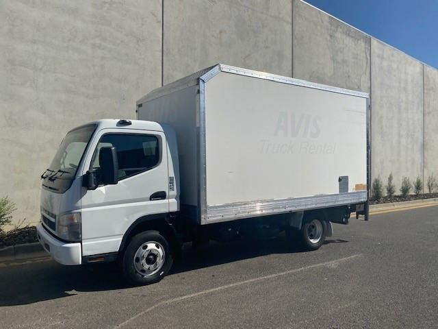 2010 FUSO CANTER 515 WIDE