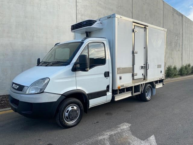 2011 IVECO DAILY 45C17