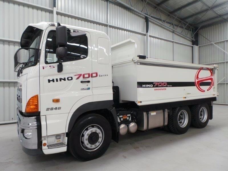 2021 HINO 700 SERIES - FS