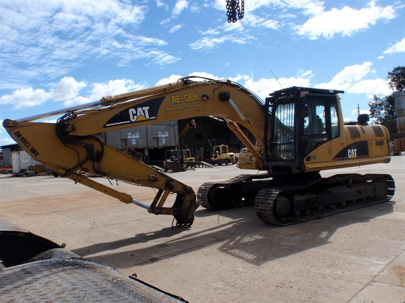 caterpillar 322cl 223274 001