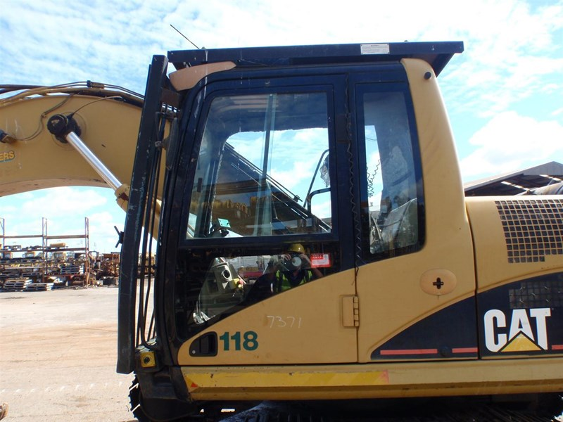 caterpillar 322cl 223274 011