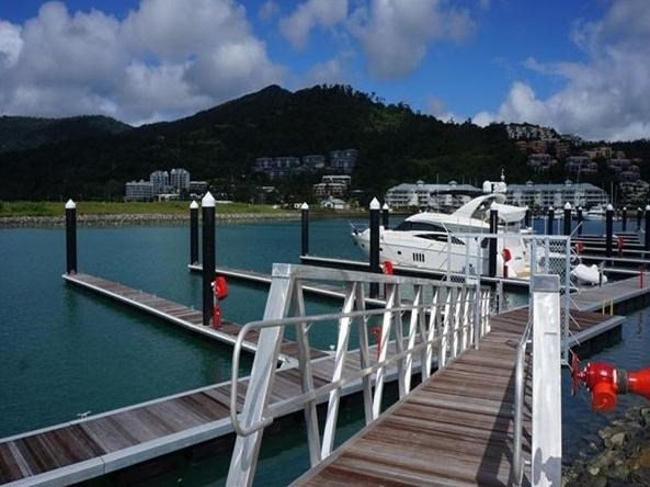 for sale: 30 metre marina berth for luxury yacht at airlie beach, in the whitsundays! 224173 002