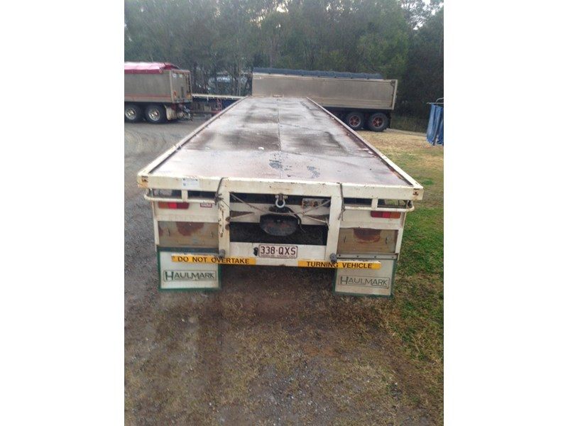 haulmark 45ft flat top 222864 006