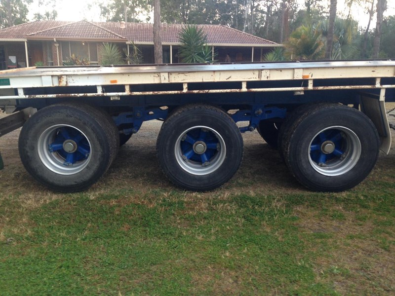 haulmark 45ft flat top 222864 007