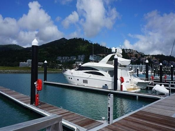 for sale: 30 metre marina berth for luxury yacht at airlie beach, in the whitsundays! 224173 005