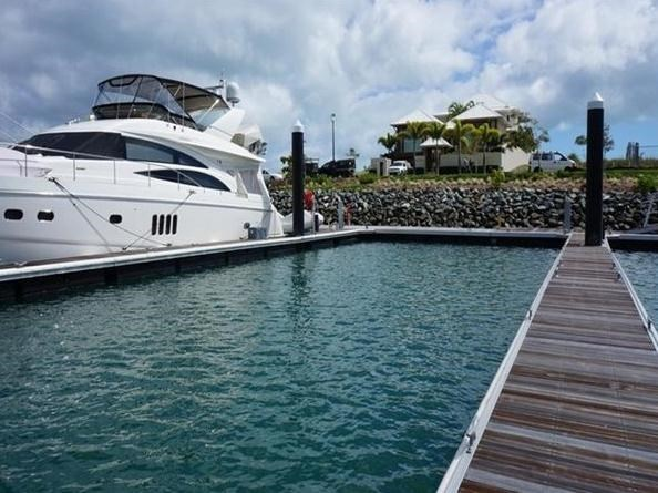 for sale: 30 metre marina berth for luxury yacht at airlie beach, in the whitsundays! 224173 003
