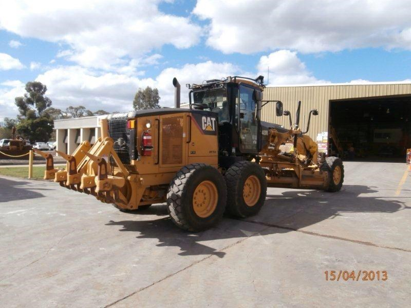 caterpillar 140m awd 224553 002