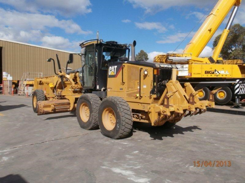 caterpillar 140m awd 224553 003