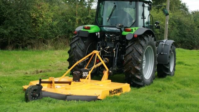 mcconnel se series 225207 001