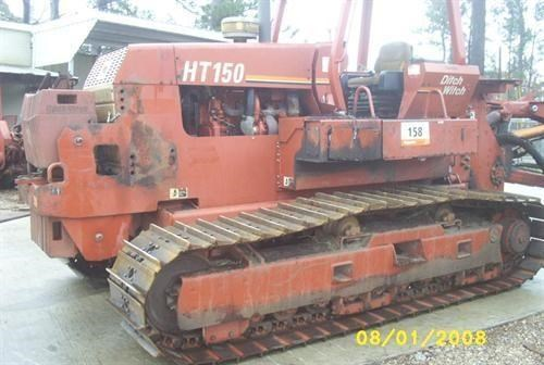 ditch witch ht 150 228867 001