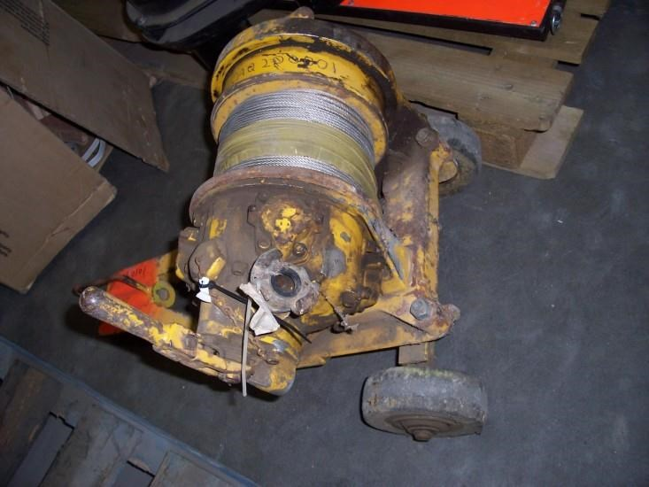ingersoll rand 1 ton air winch 229868 001