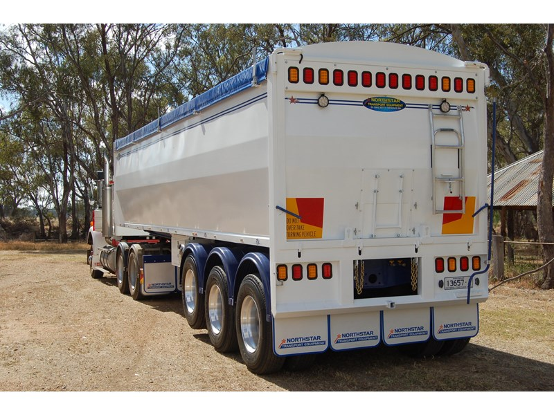 northstar transport equipment 2019 grain tipper 63094 005