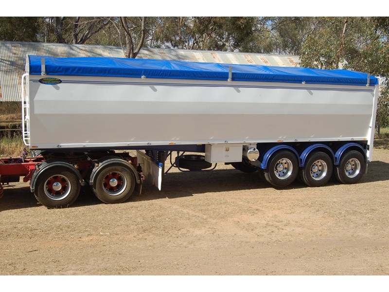 northstar transport equipment grain tipper 63094 014