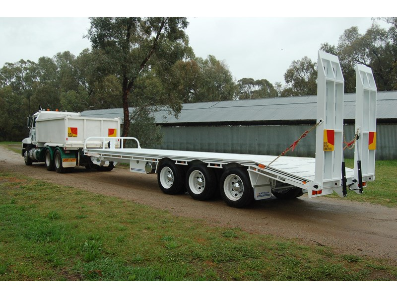 northstar transport equipment tri axle tag trailer 231065 008