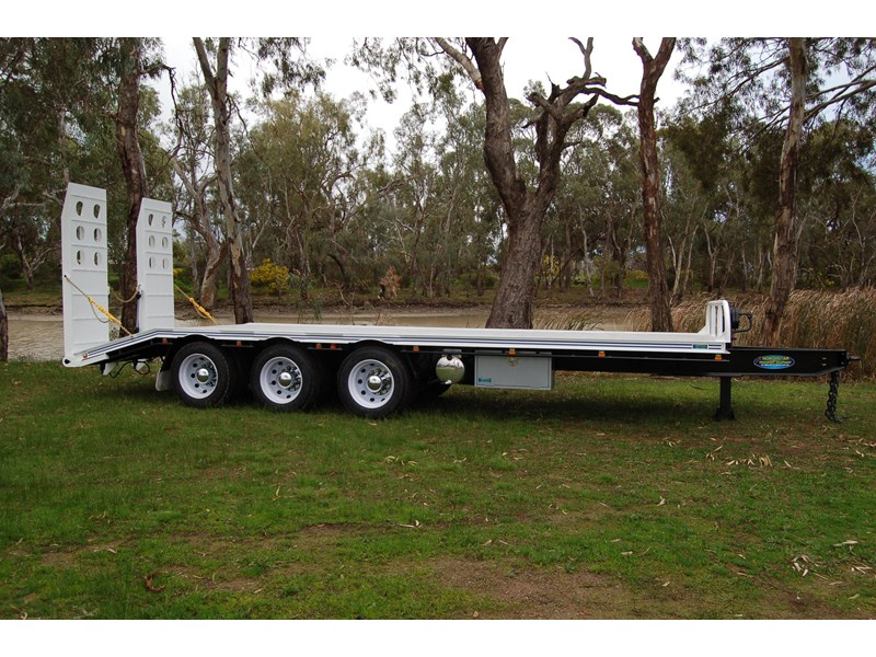 northstar transport equipment tri axle tag trailer 231065 004