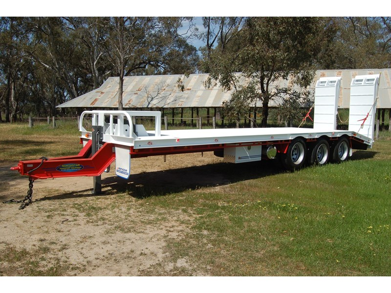 northstar transport equipment tri axle tag trailer 231065 002