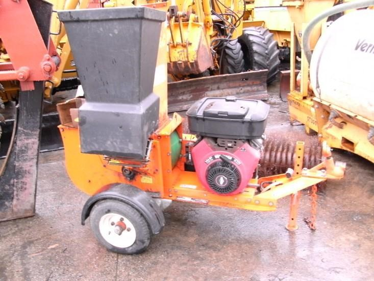 "red roo 4"" chipper shredder 232316 001"