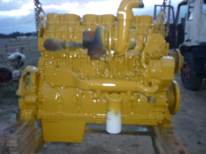 engines cat c15 accert single turbo 234532 003