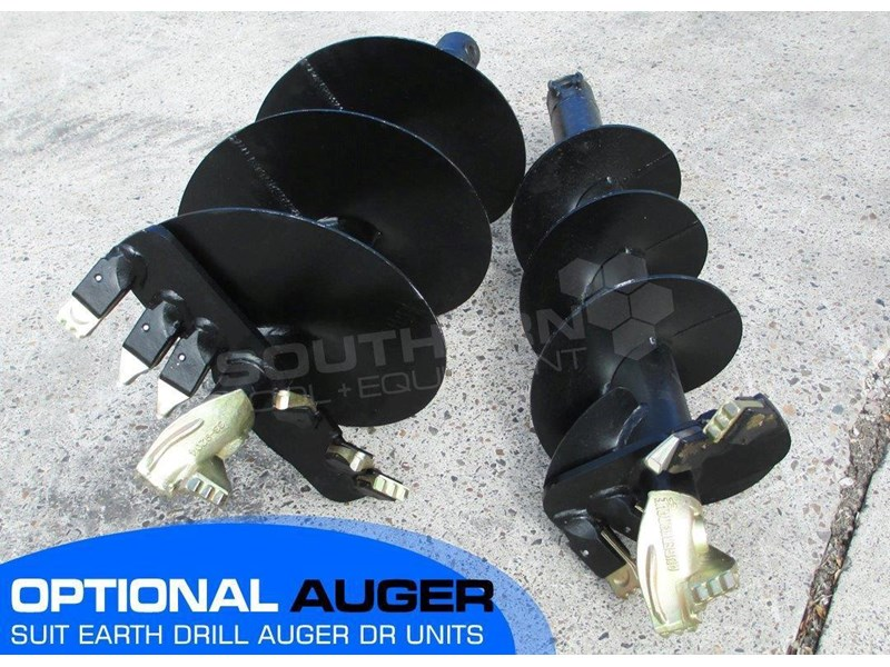 auger torque auger drive unit. suit 8t to 13t excavators [hi flow] [10000] [attaug] 235749 010