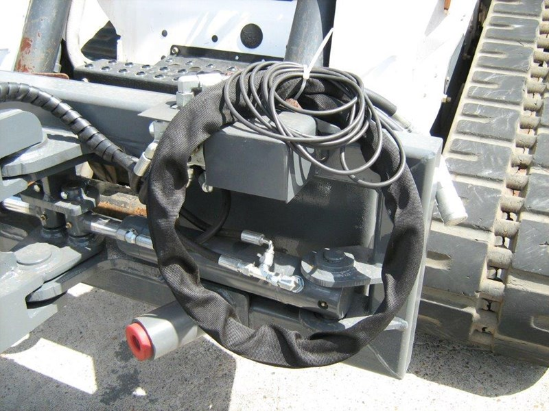 other backhoe arm / swing hoe attachment for terex pt30 235994 004