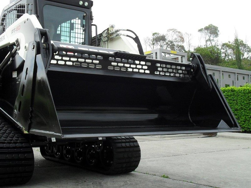 rhino 4 in 1 bucket - buckets to suit case skid steer loader [1830 mm] [attbuck] 236045 001