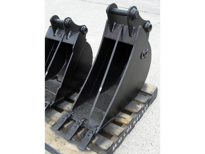 other dig bucket 350 mm with teeth - suit 7 ton excavators [pp016] [demo] [attppitem] [attbuck] 236597 002