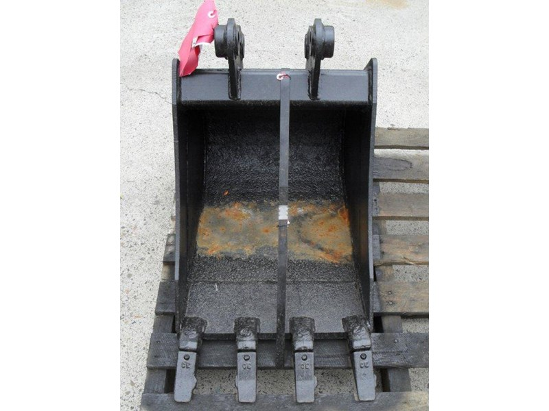 other dig bucket 450 mm with teeth - suit 5 ton excavators [pp015] [attppitem] [attbuck] 236598 002