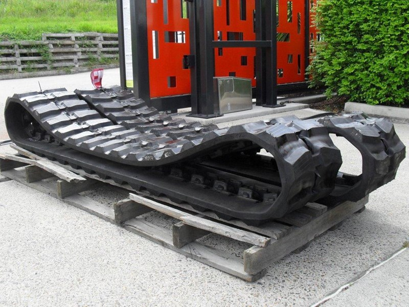 other rubber track - 400mm suit yanmar b50 excavators [pp028] [attppitem] [atttrack] 236633 003