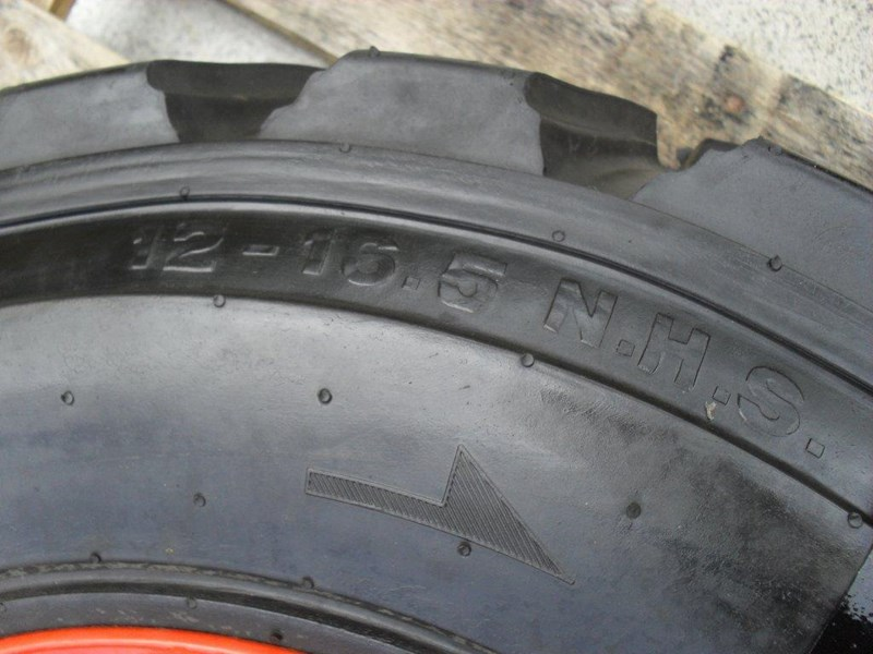 other 12-16.5 12ply tyre rim wheel assemble / spare tires [pp121] [new] [attppitem] [atttyre] 236933 010