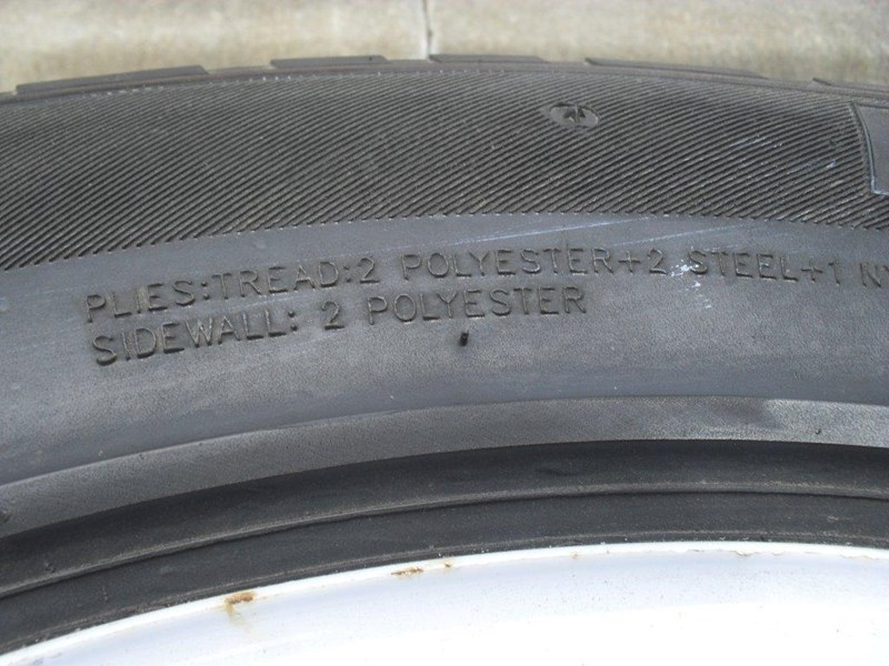 other 235/75r15 6ply trailers / 4x4 tyre rim wheel assemble / [pp114] [new] [attppitem] [atttyre] 236938 009