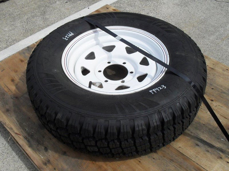 other 245/75r16lt 10ply trailers / 4x4 tyre rim wheel assemble / [pp123] [new] [attppitem] [atttyre] 236939 001