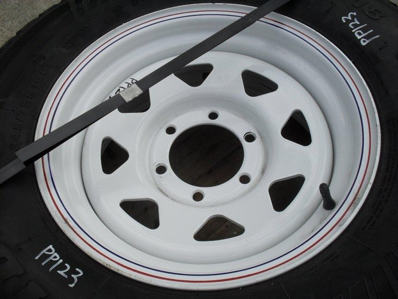 other 245/75r16lt 10ply trailers / 4x4 tyre rim wheel assemble / [pp123] [new] [attppitem] [atttyre] 236939 004