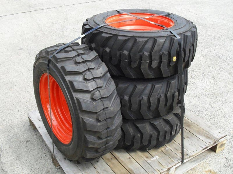 other 10-16.5 10ply spare tyre wheel assembles for racoon skid steer [pp107] [attppitem] [atttyre] 236937 002