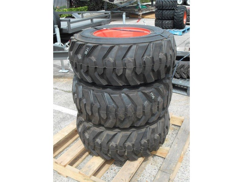 other 12-16.5 12ply spare tyre wheel assembles for racoon skid steer [pp105] [attppitem] [atttyre] 236943 002