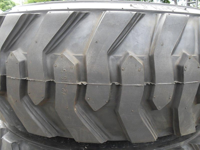 other 12-16.5 12ply spare tyre wheel assembles for racoon skid steer [pp105] [attppitem] [atttyre] 236943 009