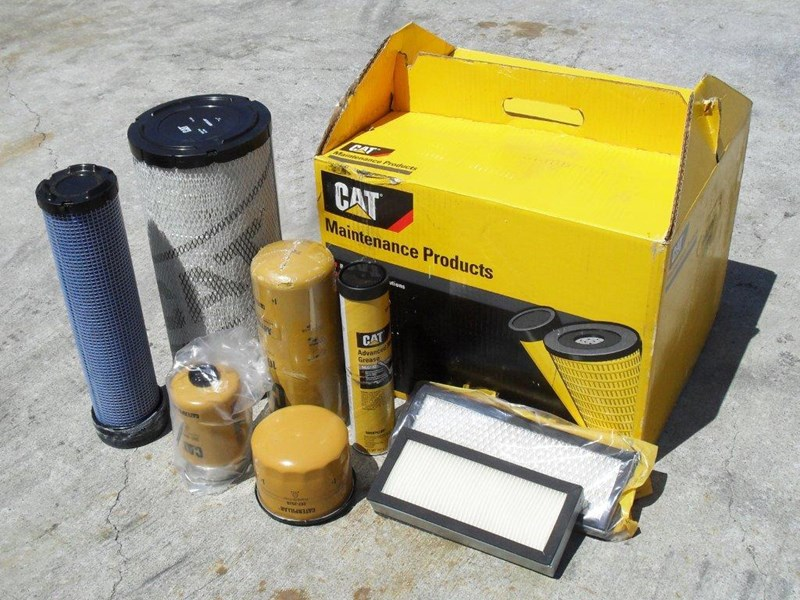 caterpillar 236b.3 skid steer loaders maintenance kit [genuine] [attpart] [machcat] 237165 004