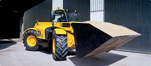 JCB Loadall 541-70