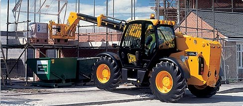 JCB Loadall 535-95