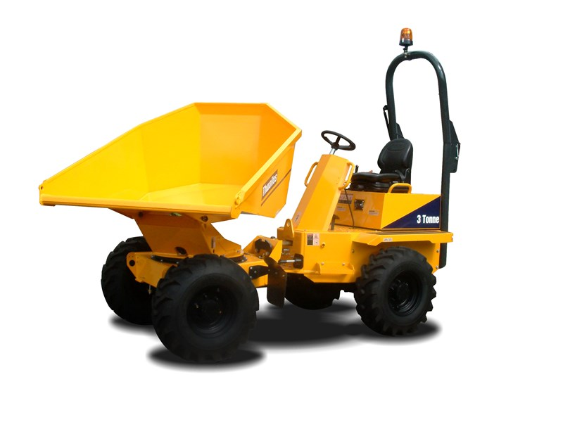 Thwaites Alldrive 3 Tonne Power Swivel