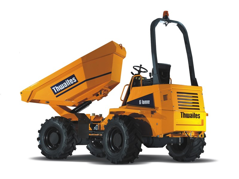 Thwaites Alldrive 6 Tonne Power Swivel