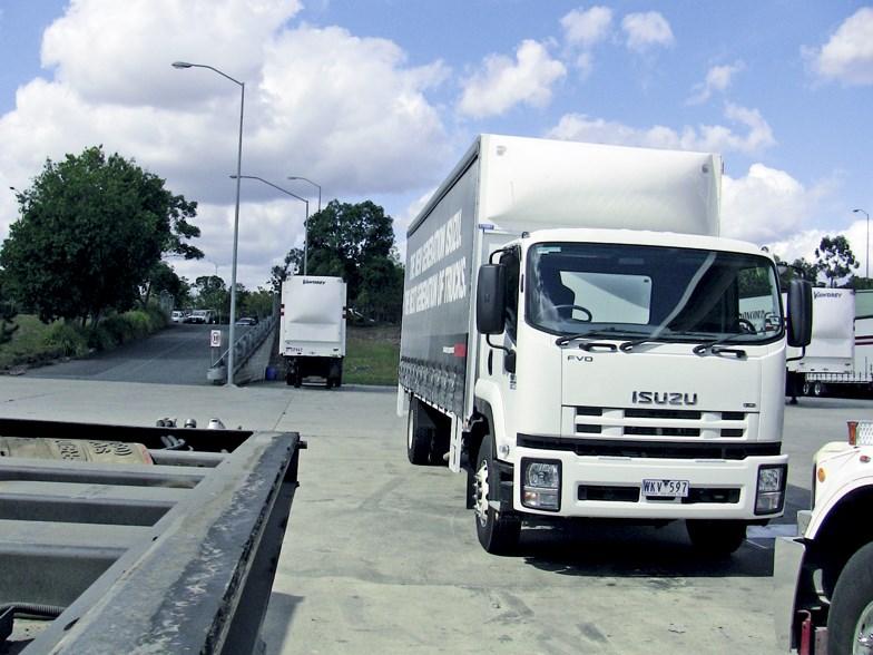 New ISUZU FRR 500 Long Trucks for sale