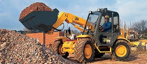 JCB Loadall 520-50