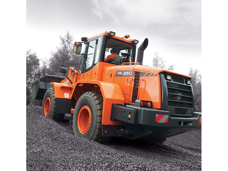 Doosan DL250 (Z-Bar)