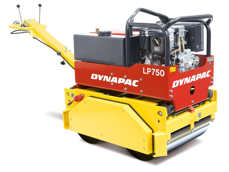 Dynapac LP750 Electrical