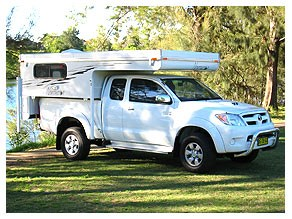 Northstar Offroada 7 Pop Top Camper