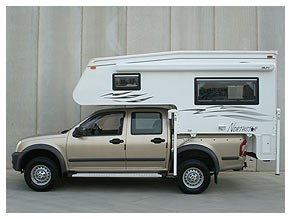 Northstar Traveller 6 Hard Side Camper